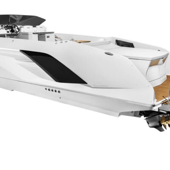 1414 Demon Air Motorboot weiß |Frauscher Bootswerft |Motorboot