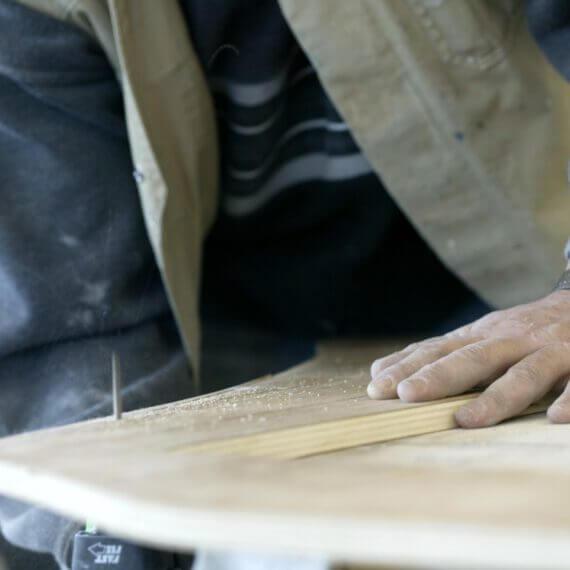 Manufaktur Frauscher Bootswerft |Holzarbeiten