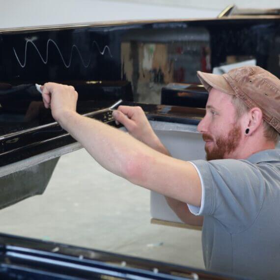Manufaktur Frauscher Bootswerft |Handwerkskunst