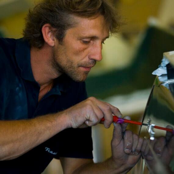 Manufaktur Frauscher Bootswerft |Handarbeit