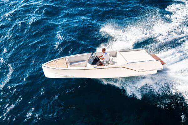 Frauscher Bootswerft Meilenstein 2006 |Elektro- & Motorboot 600/606 Riviera