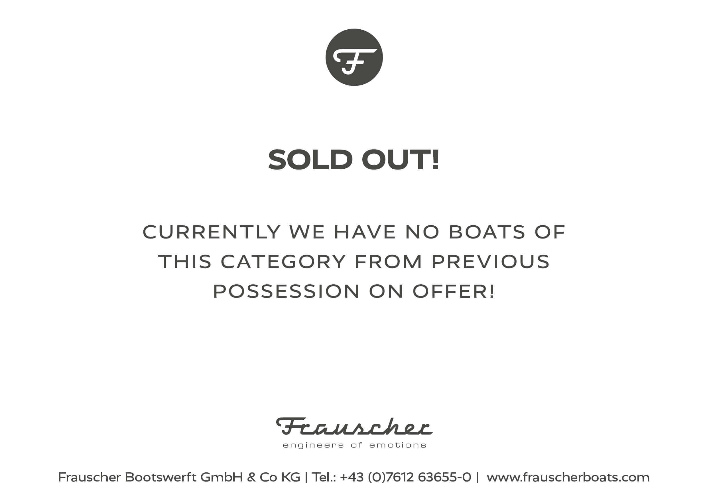 Pre-Owned Boats |Sold out