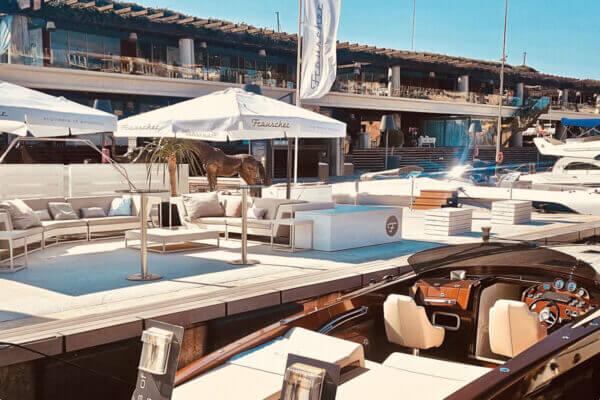 Bootshafen Frauscher Espana