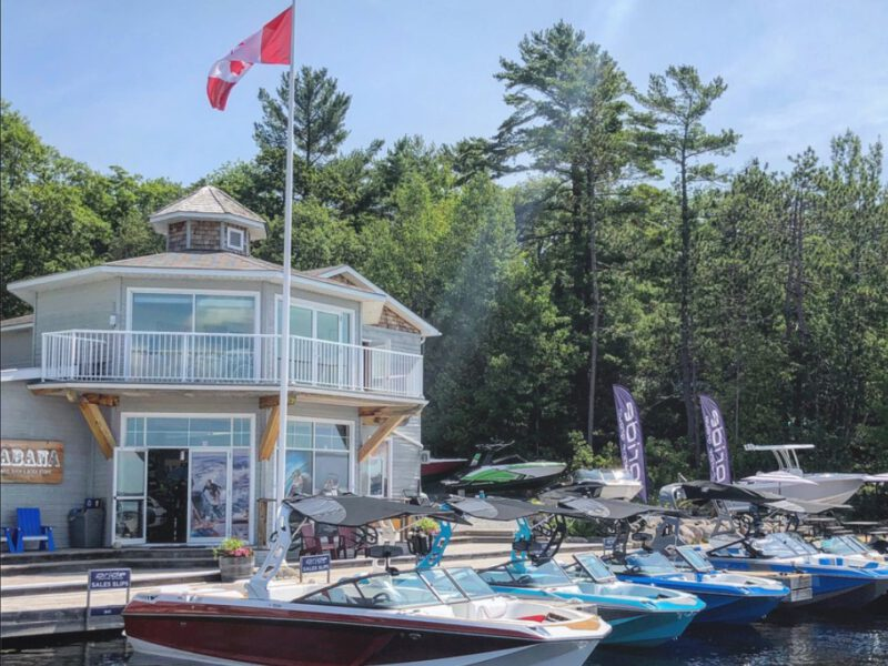 Pride Marine Group | Ontario Canada | Frauscher Boats Canada