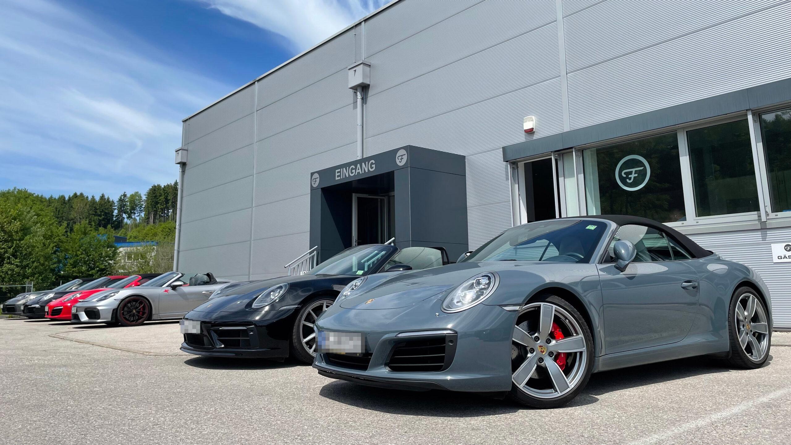Porsche Club Monasteria